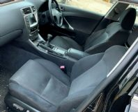 2007 LEXUS IS220 INTERIOR SEATS & DOOR CARDS 05-12 IS250 XE20 05-12 EL. HEATED